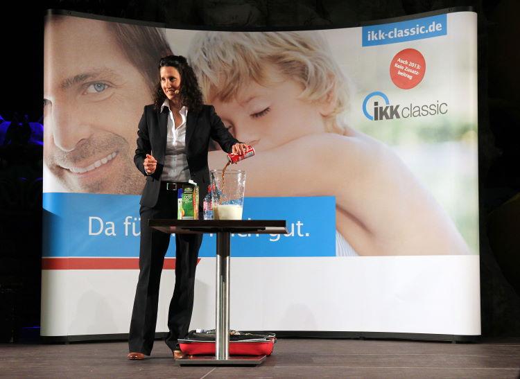 Barbara Plaschka - Böblinger Gesundheits- und Sportwoche