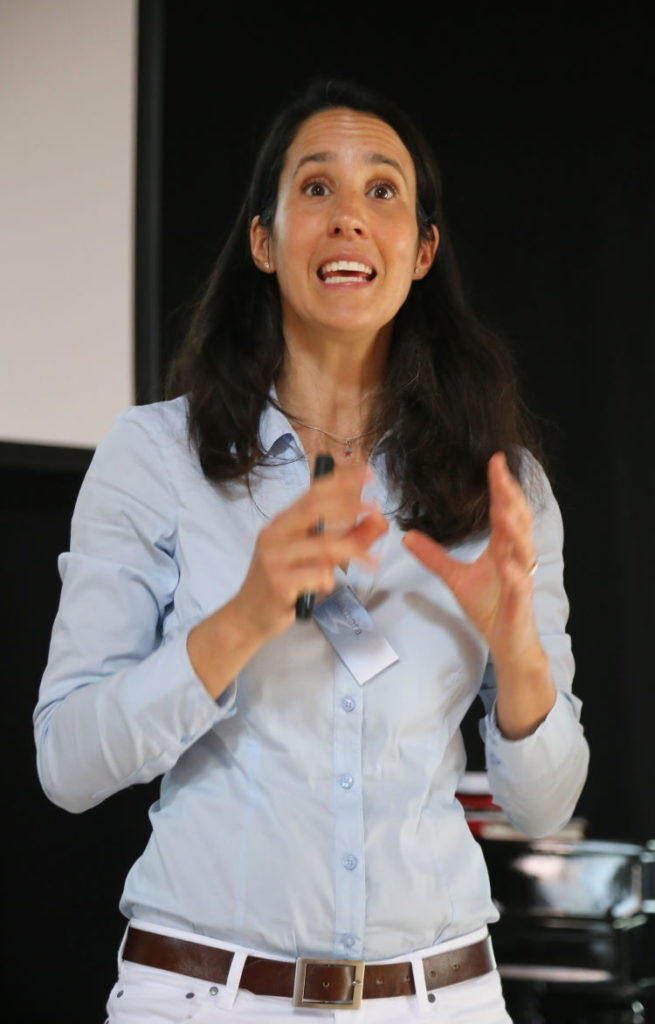 Impression Barbara Plaschka Vortrag