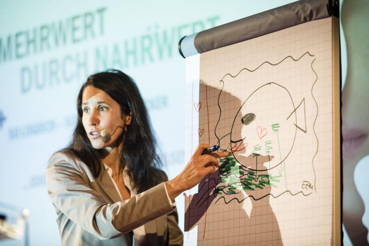 Vortrag Mehrwert durch Nährwert - Barbara Plaschka